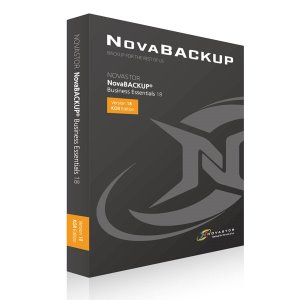 NovaBACKUP Business Essentials 18